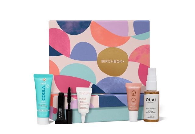 The Birchbox Subscription Gift Box