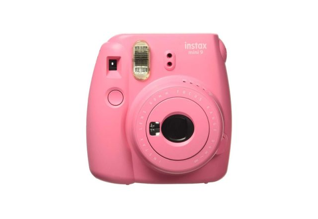 Instax Mini 9 Instant Camera in Flamingo Pink