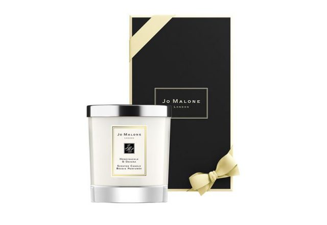 Honeysuckle Davana Home Candle