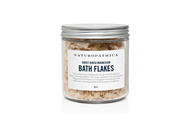 Sweet Birch Magnesium Bath Flakes
