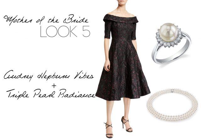 Audrey Hepburn Vibes & Triple Pearl Radiance