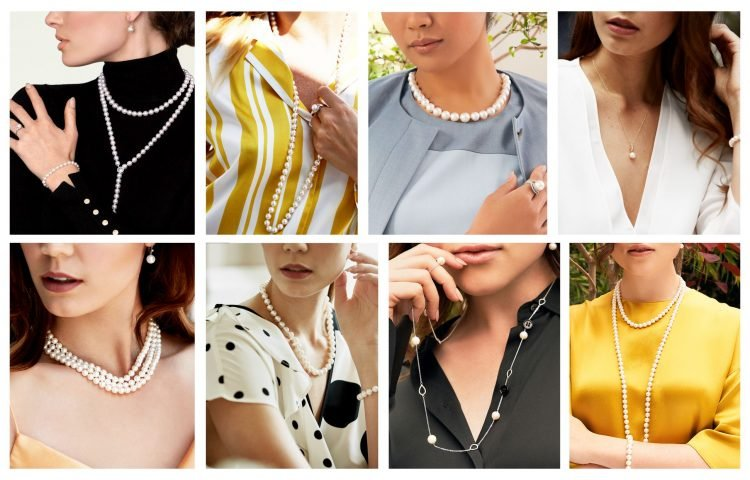 Pearl Necklace Lengths