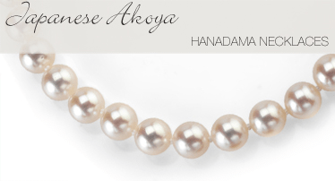 Japanese Akoya Pearl Necklace - The Pearl Source