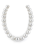 15-17mm White South Sea Pearl Necklace- AAAA Quality VENUS CERTIFIED