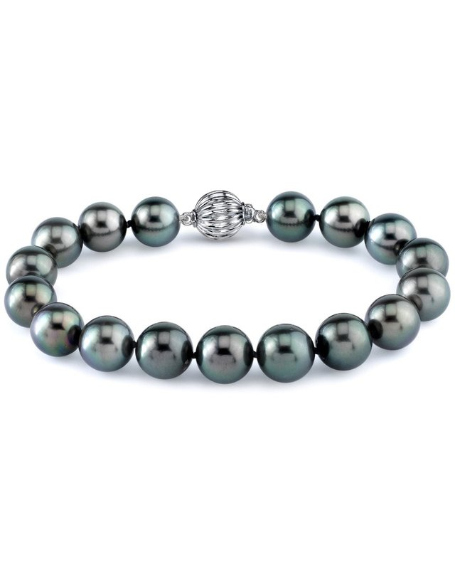 8-9mm Tahitian South Sea Pearl Bracelet - AAA Quality