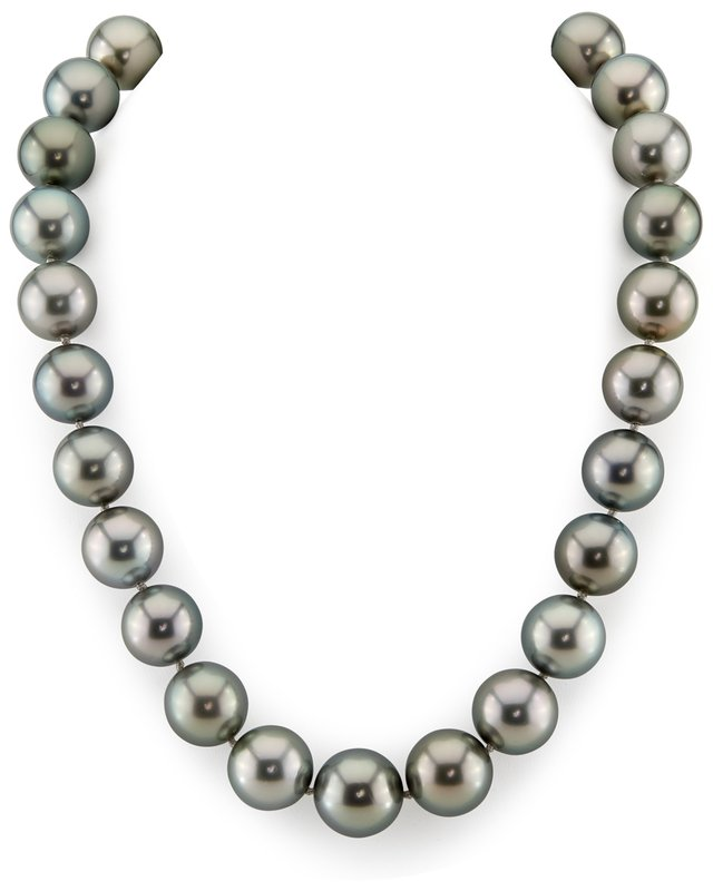 15-16.9mm Tahitian South Sea Pearl Necklace - AAAA Quality