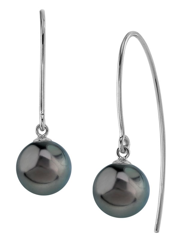 Tahitian South Sea Pearls Bonnie Earrings