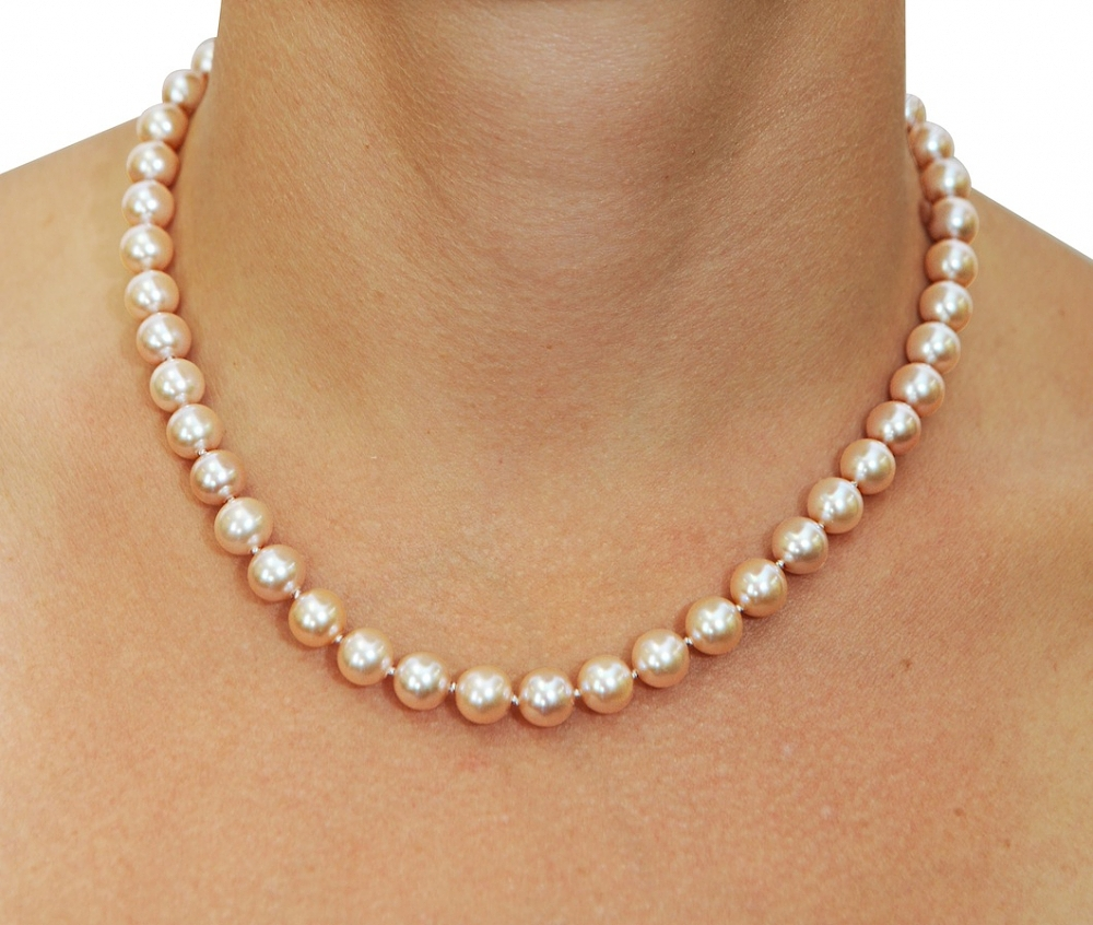 Pearl Source Elegant Pearl Necklaces Pearl Jewelry