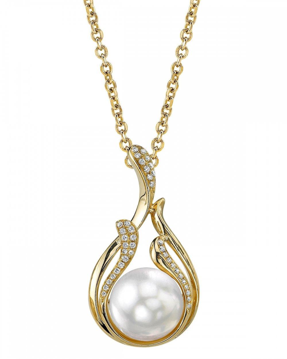south sea pearl layla pendant