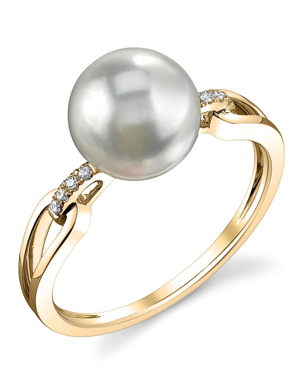 Resultado de imagen para pearl rings