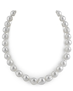 10-11.5mm South Sea Baroque Pearl Necklace