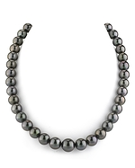 10-12mm Tahitian Pearl Necklace- AAAA Quality