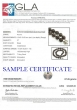 10-12mm Tahitian South Sea Pearl Necklace - AAAA Quality - Fourth Image