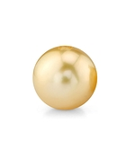 10mm Golden South Sea Loose Pearl