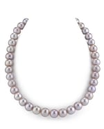 11-12mm Pink Freshwater Pearl Necklace- AAAA Quality
