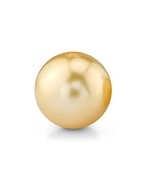 11mm Golden South Sea Loose Pearl