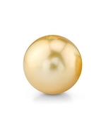 12mm Golden South Sea Loose Pearl