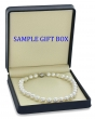 13-14mm White South Sea Pearl Necklace - AAAA Quality - Third Image