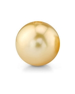 14mm Golden South Sea Loose Pearl