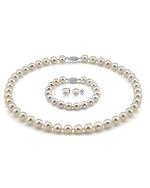 8.0-8.5mm Hanadama Pearl Set
