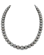 8-10mm Tahitian South Sea Pearl Necklace - AAAA Quality