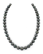 9-10mm Tahitian South Sea Pearl Necklace-AAAA Quality