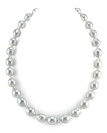 9-11.5mm South Sea Baroque Pearl Necklace