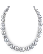 9-13.8mm South Sea Baroque Pearl Necklace
