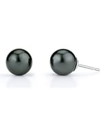 Free Matching Tahitian Pearl Earrings