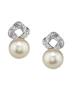 Akoya Pearl Charlotte Earrings
