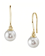 Akoya Pearl Linda Dangling Earrings
