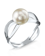 Akoya Pearl Lana Ring