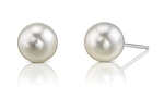 6.0mm Akoya Pearl Stud Earrings