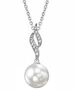 South Sea Pearl & Diamond Suzanna Pendant