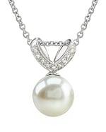 South Sea Pearl & Diamond Belissima Pendant