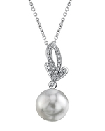 South Sea Pearl & Diamond Adriana Pendant