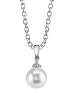 South Sea Pearl & Diamond Alyssa Pendant