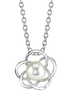 South Sea Pearl & Diamond Avery Pendant