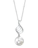 South Sea Pearl & Diamond Jenny Pendant