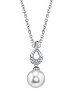 South Sea Pearl & Diamond Noa Pendant