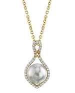 South Sea Ruth Pearl Pendant