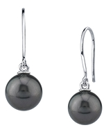Tahitian South Sea Pearl Linda Earrings