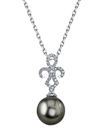 Tahitian South Sea Pearl & Diamond Paige Pendant