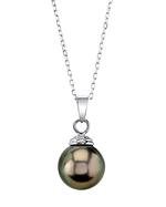 Tahitian South Sea Pearl Hope Pendant