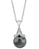 Tahitian South Sea Pearl Jillian Pendant
