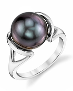 Tahitian South Sea Pearl Hanna Ring