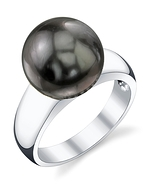 Tahitian South Sea Pearl Abigail Ring