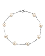 Freshwater Pearl Tincup Alessia Bracelet