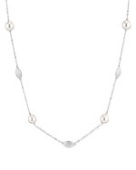 Freshwater Pearl Tincup Mikayla Necklace