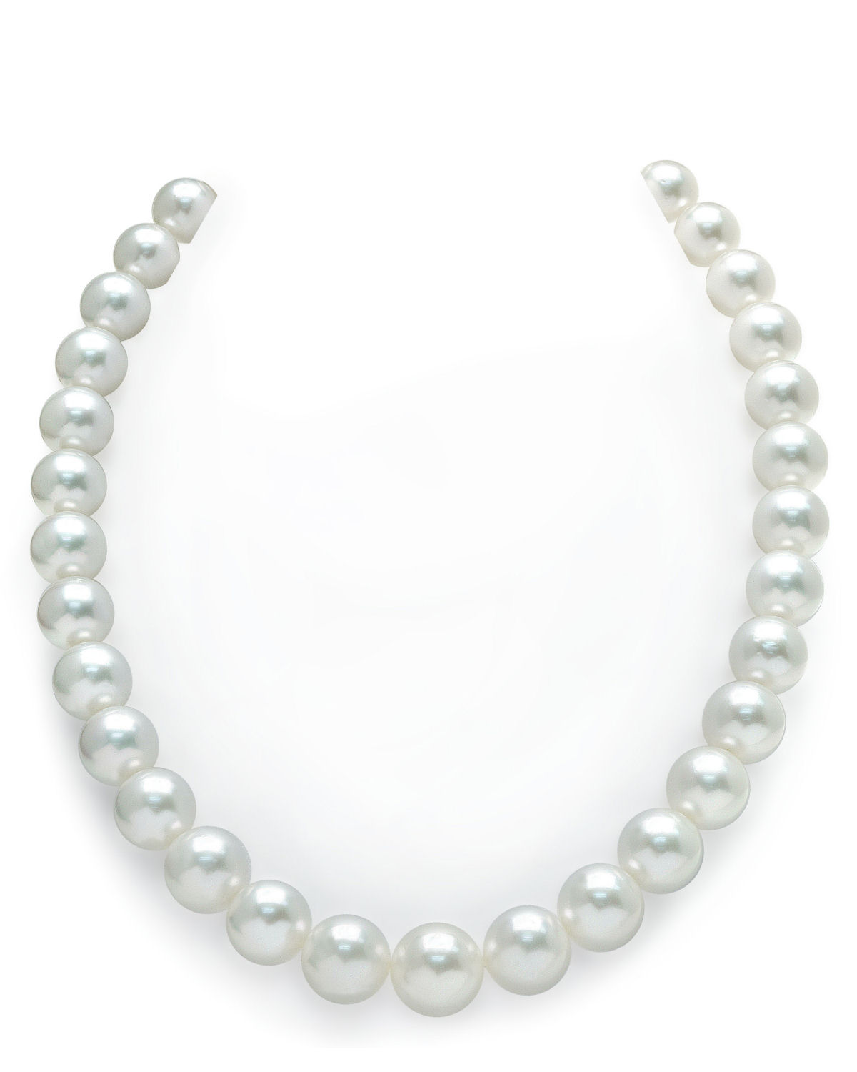 11-14mm White South Sea Pearl Necklace